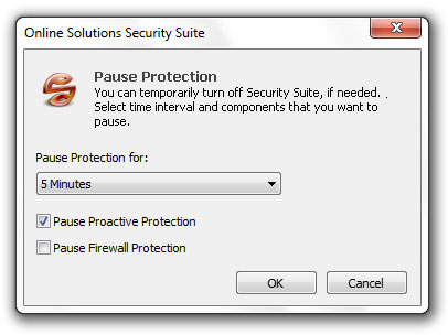 Pause Protection